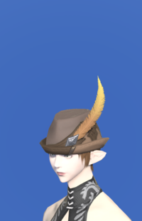 Model-Serge Hat of Healing-Female-Elezen.png