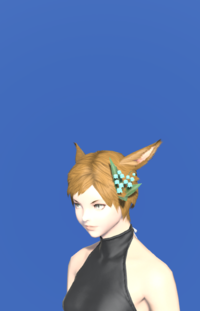 Model-Green Lily of the Valley Corsage-Female-Miqote.png