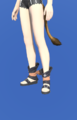 Model-Kirimu Sandals of Striking-Female-Miqote.png