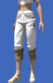 Model-Ramie Trousers of Gathering-Female-Viera.png