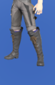 Model-Sharlayan Emissary's Boots-Male-Miqote.png
