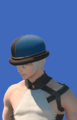 Model-Valentione Forget-me-not Hat-Male-Miqote.png