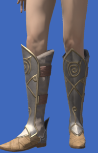 Model-Valerian Archer's Boots-Female-Viera.png