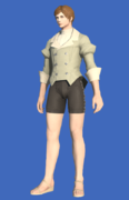 Model-Velveteen Coatee of Crafting-Male-Hyur.png