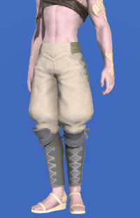Model-Linen Sarouel of Gathering-Male-AuRa.png