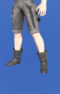 Model-Royal Seneschal's Boots-Male-Miqote.png