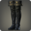 Gyuki Leather Highboots of Striking Icon.png