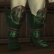 Doman Steel Greaves of Scouting--huntergreen.png