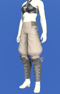 Model-Linen Sarouel of Gathering-Female-Roe.png