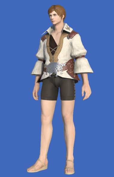 Model-Aetherial Woolen Shirt-Male-Hyur.png