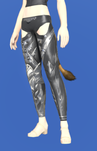 Model-Omicron Trousers of Fending-Female-Miqote.png