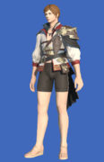 Model-Saurian Shirt of Striking-Male-Hyur.png