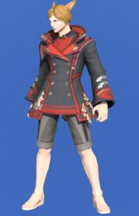 Storm Lieutenant's Jacket – Gamer Escape: Gaming News