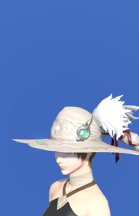 Model-True Linen Hat of Healing-Female-Hyur.png