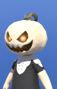 Model-White Pumpkin Head-Male-Lalafell.png