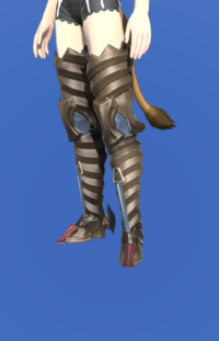 Model-Althyk's Sollerets of Scouting-Female-Miqote.png