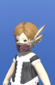 Model-Replica High Allagan Mask of Aiming-Female-Lalafell.png