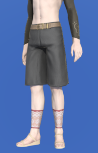 Model-Whisperfine Woolen Shorts-Male-Elezen.png