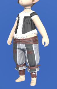 Model-Holy Rainbow Sarouel of Scouting-Female-Lalafell.png