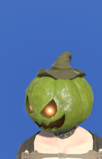 Model-Unripened Pumpkin Head-Male-Elezen.png