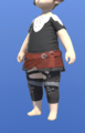 Model-Ala Mhigan Skirt of Casting-Male-Lalafell.png
