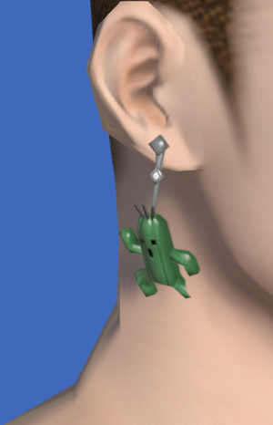 Model-Cactuar Earring.png
