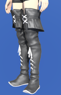 Model-Direwolf Thighboots of Healing-Female-Hyur.png