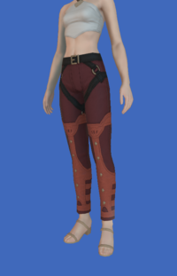 Model-Replica Sky Pirate's Trousers of Striking-Female-Hyur.png