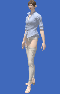 Model-Summer Indigo Shirt-Female-Elezen.png