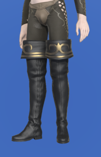 Model-Gyuki Leather Highboots of Striking-Male-Elezen.png