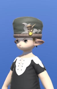 Model-True Linen Cap of Aiming-Male-Lalafell.png